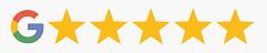 5 stars google
